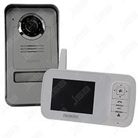 Беспроводной домофон с видеонаблюдением