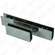 Кронштейн для крепления замка на стеклянную дверь SOCA UB-100