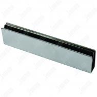 Кронштейн для крепления замка на стеклянную дверь SOCA UB-200