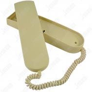 Трубка домофона Laskomex LM-8d-1015 (бежевая бархатная)