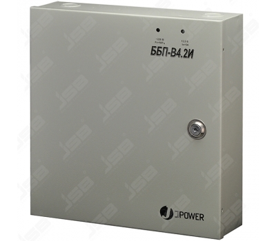 Многоканальный источник бесперебойного питания ББП-В4.2И J-Power