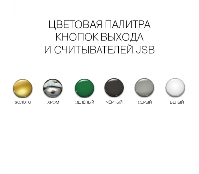 Кнопка выхода JSB KV-1х