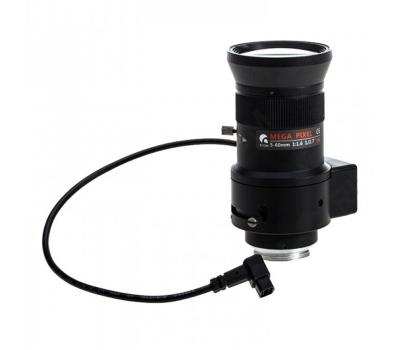 Объектив видеокамеры NV0560D.IR (1.3MP) RICOM вариофокальный 5-60