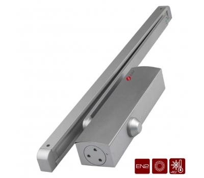 Дверной доводчик со скользящей тягой J-Lock JDC-E45GB
