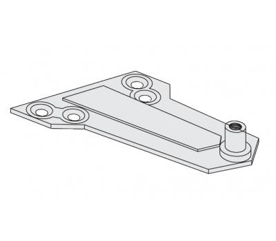 8983161719-PAB Кронштейн для параллельного монтажа доводчика.